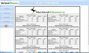 Vertical Mastery Workout